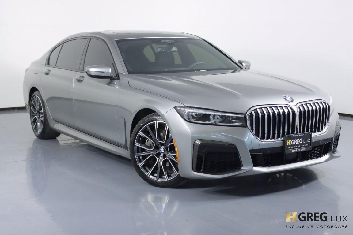 2020 BMW 7 Series 750i xDrive #0
