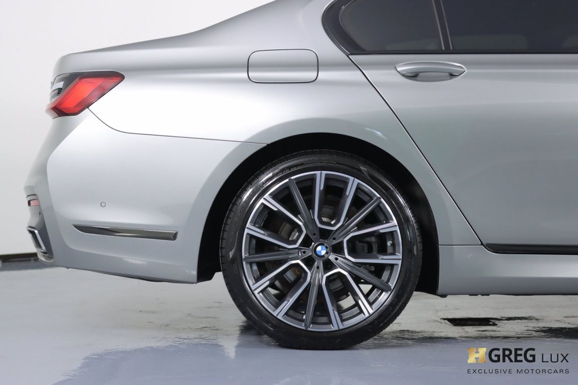 2020 BMW 7 Series 750i xDrive #13