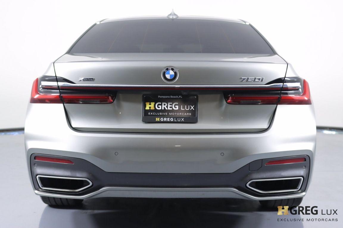 2020 BMW 7 Series 750i xDrive #16