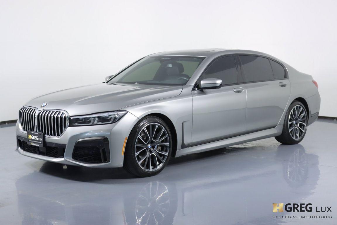 2020 BMW 7 Series 750i xDrive #25