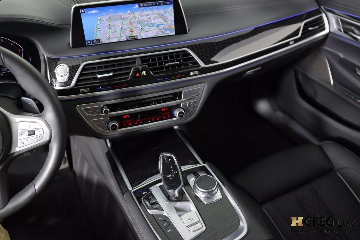 2020 BMW 7 Series 750i xDrive #40