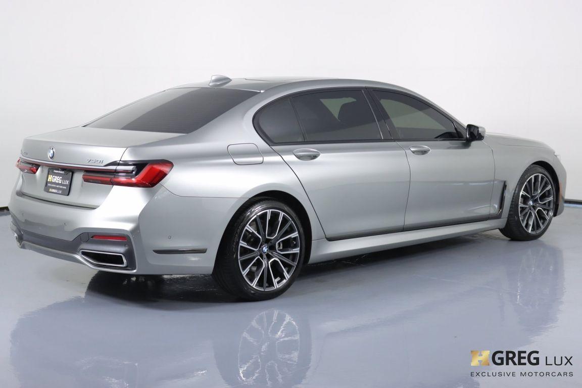 2020 BMW 7 Series 750i xDrive #15