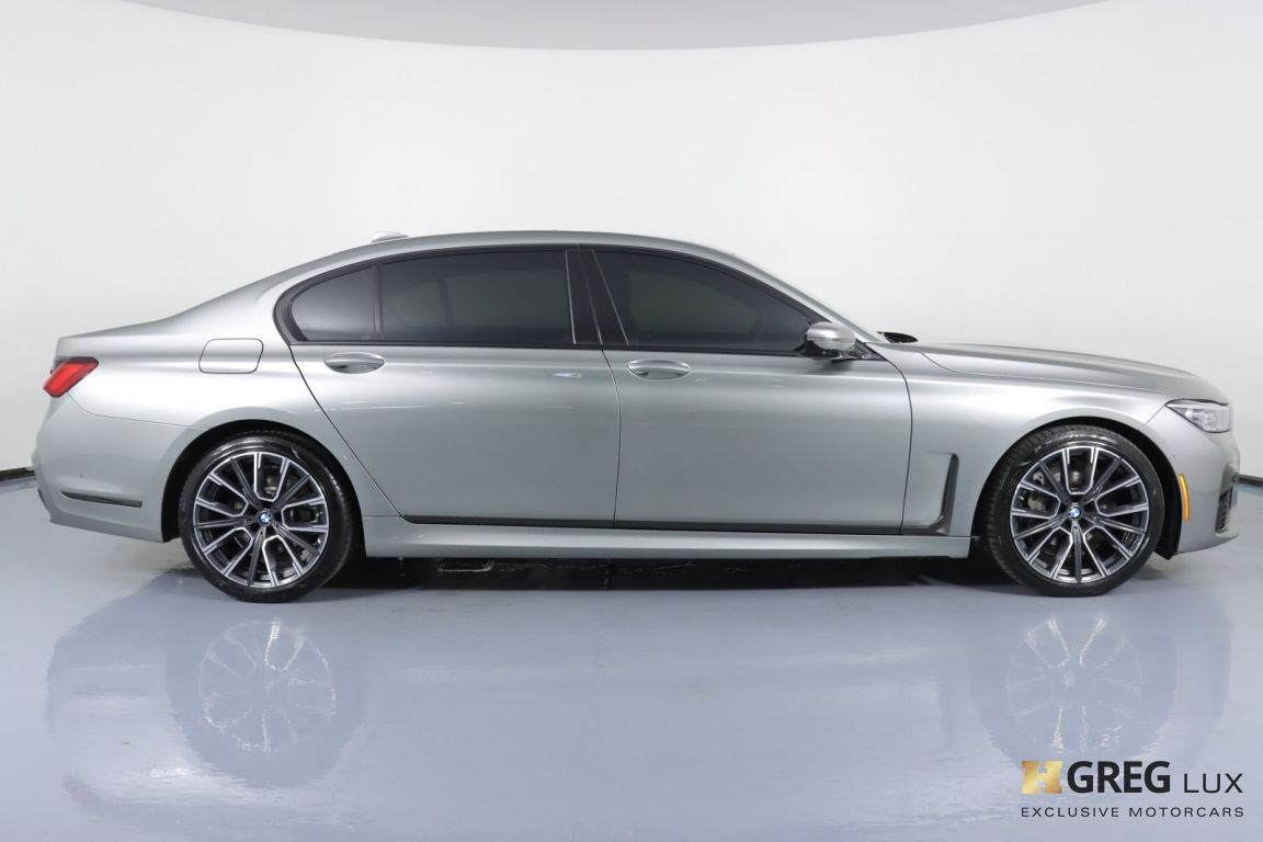 2020 BMW 7 Series 750i xDrive #10