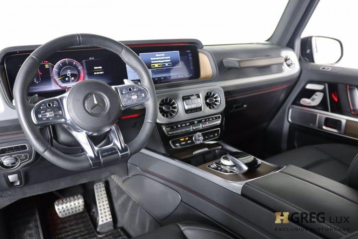 2020 Mercedes Benz G Class AMG G 63 #1