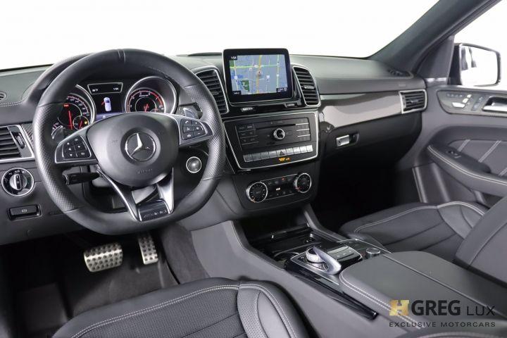 2019 Mercedes Benz GLE AMG GLE 63 S #1