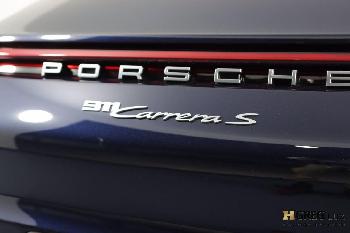 2020 Porsche 911 Carrera S #19