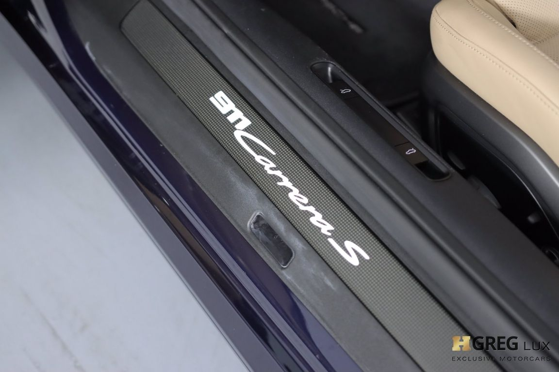 2020 Porsche 911 Carrera S #40