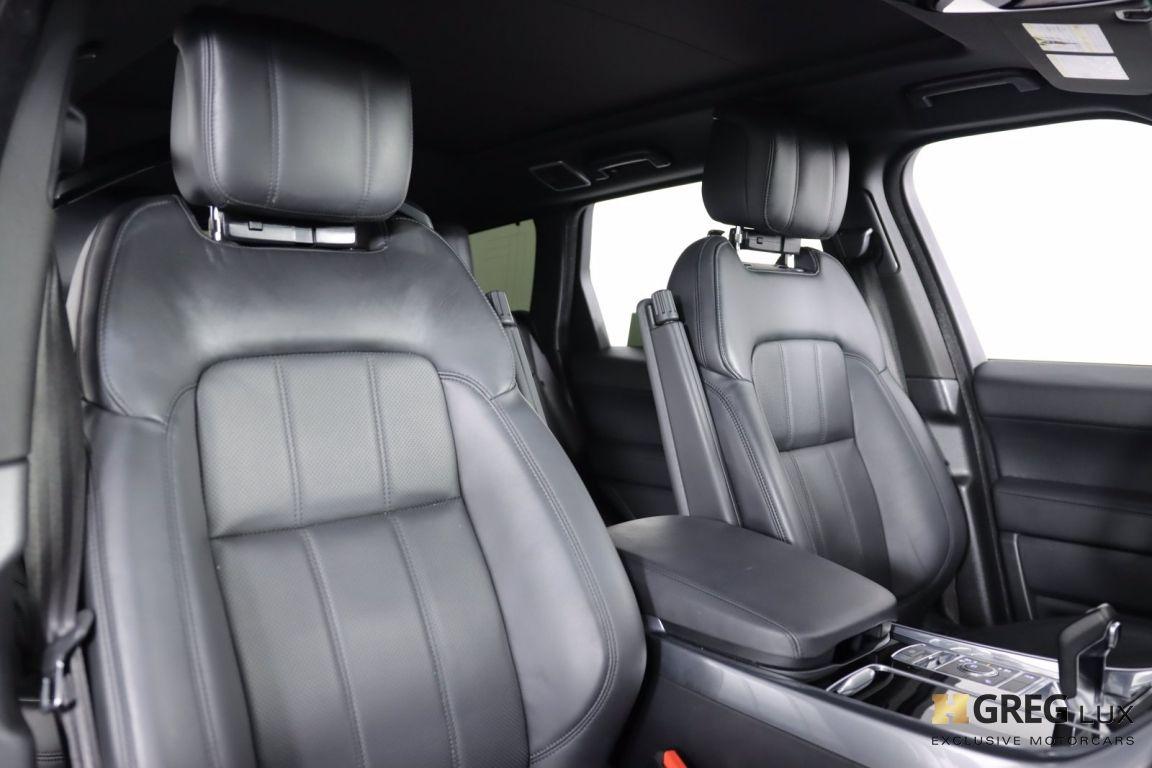 2018 Land Rover Range Rover Sport HSE #32