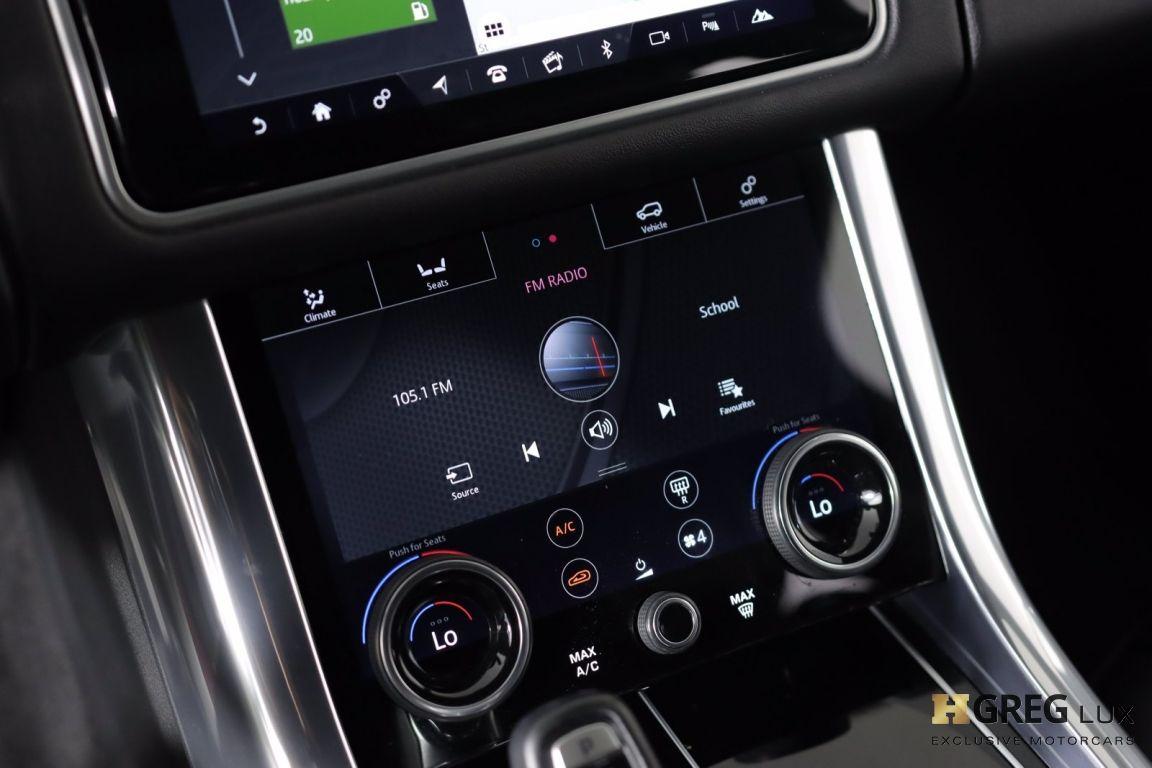 2018 Land Rover Range Rover Sport HSE #42
