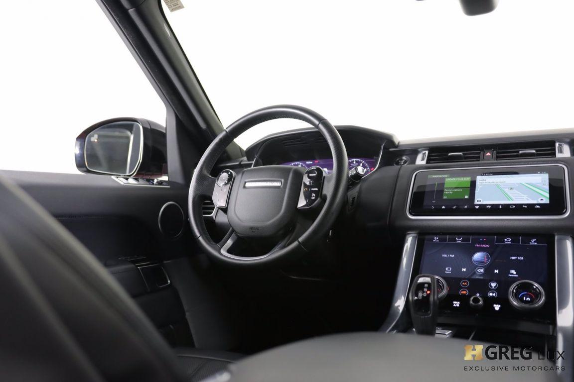 2018 Land Rover Range Rover Sport HSE #47