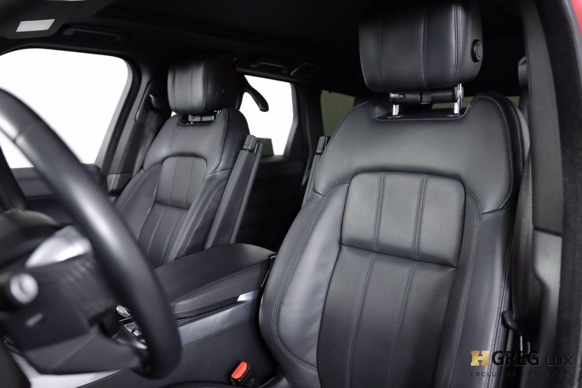 2018 Land Rover Range Rover Sport HSE #2