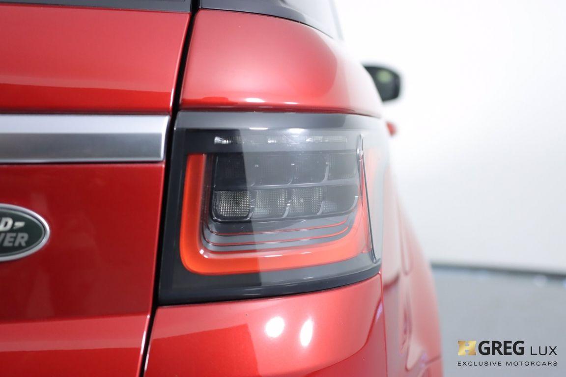 2018 Land Rover Range Rover Sport HSE #18