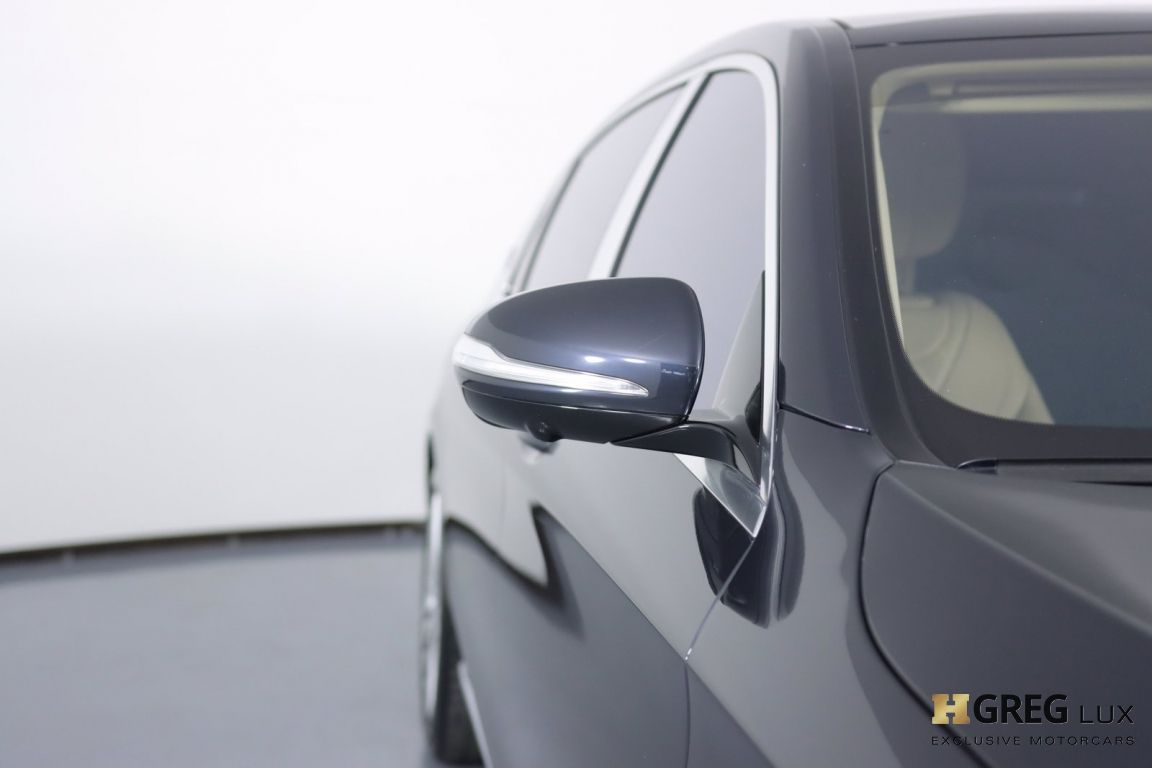 2016 Mercedes Benz S Class Maybach S 600 #7