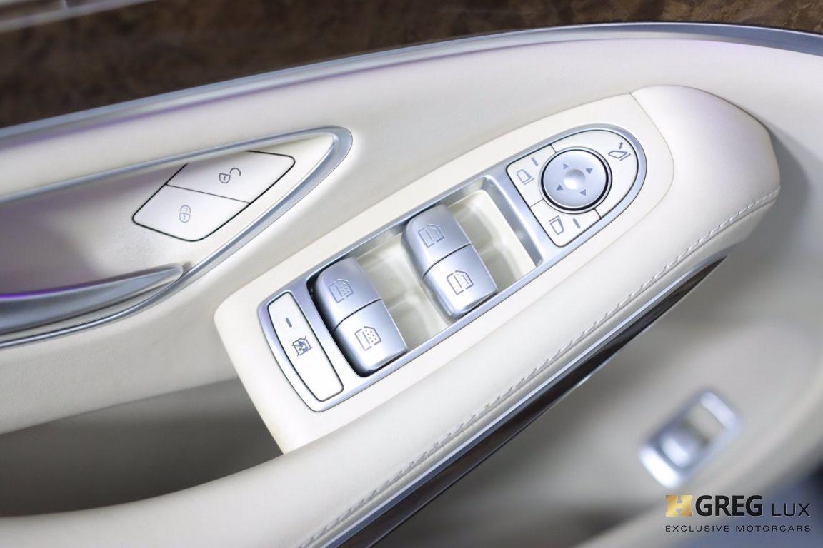 2016 Mercedes Benz S Class Maybach S 600 #39