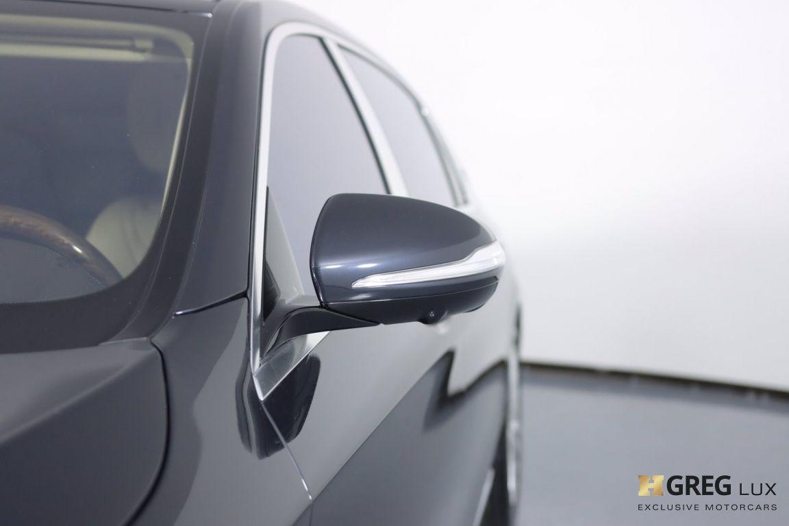2016 Mercedes Benz S Class Maybach S 600 #8