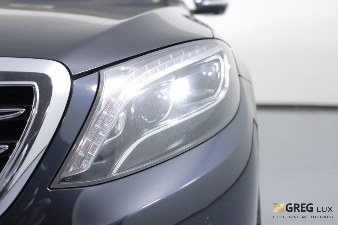 2016 Mercedes Benz S Class Maybach S 600 #5