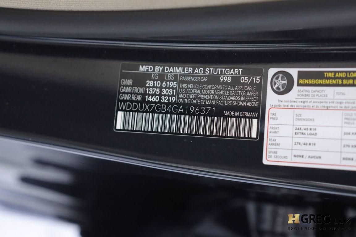 2016 Mercedes Benz S Class Maybach S 600 #59