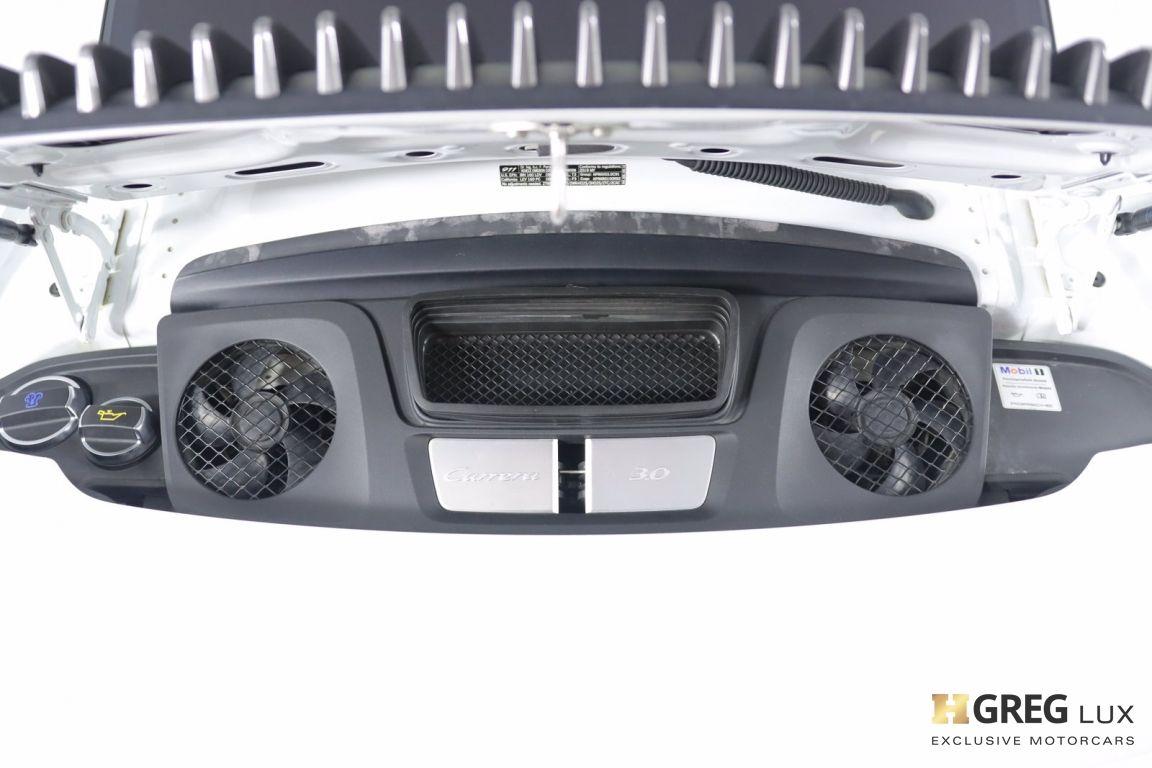 2019 Porsche 911 Carrera T #51