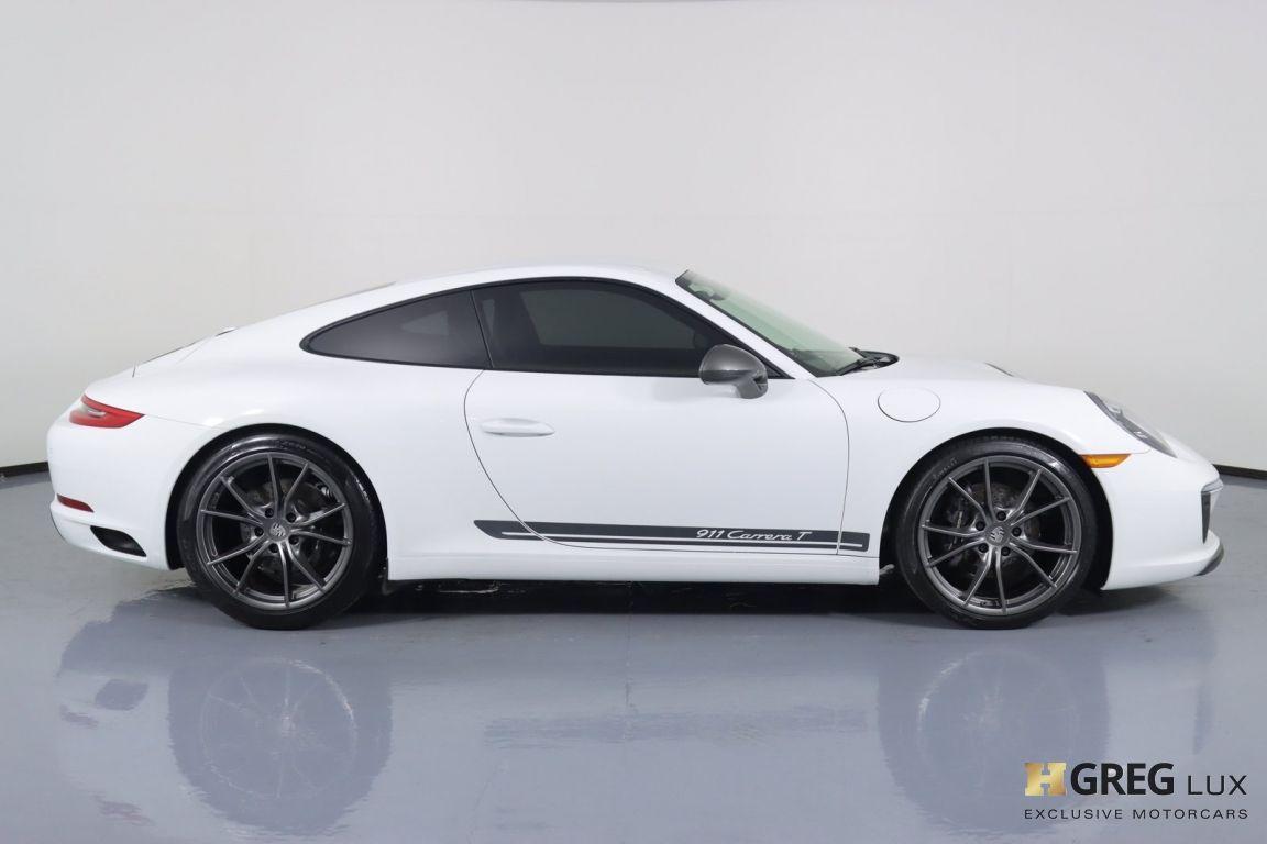 2019 Porsche 911 Carrera T #10