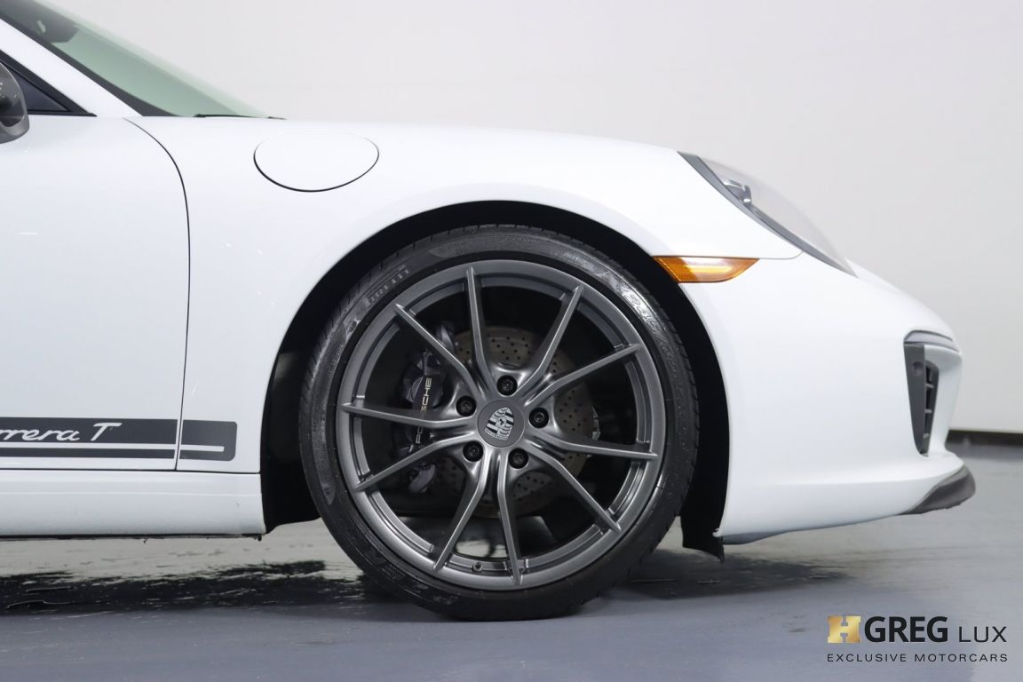 2019 Porsche 911 Carrera T #11