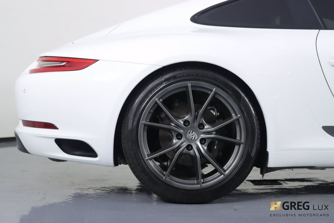 2019 Porsche 911 Carrera T #14
