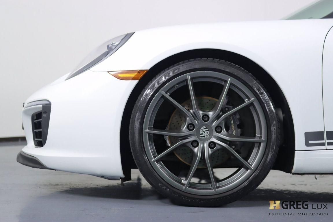 2019 Porsche 911 Carrera T #23