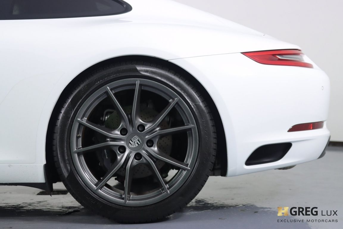 2019 Porsche 911 Carrera T #26