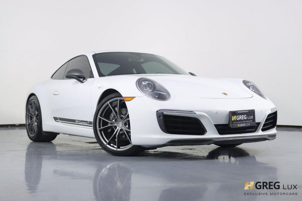 2019 Porsche 911 Carrera T #29