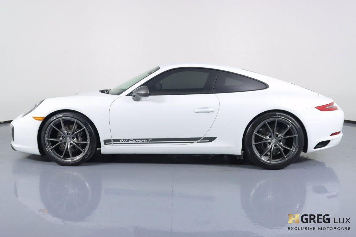 2019 Porsche 911 Carrera T #22