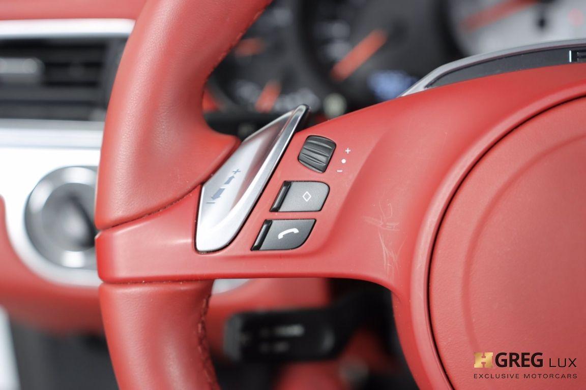 2013 Porsche 911 Carrera S #44