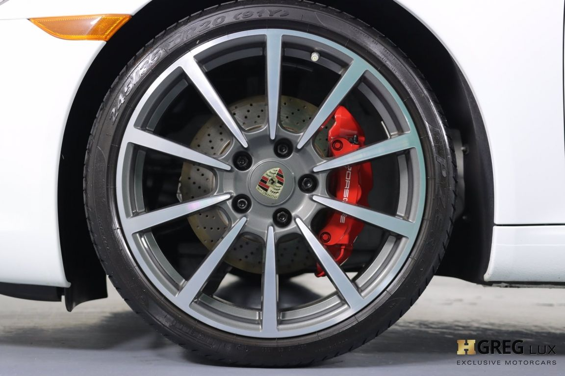 2013 Porsche 911 Carrera S #23