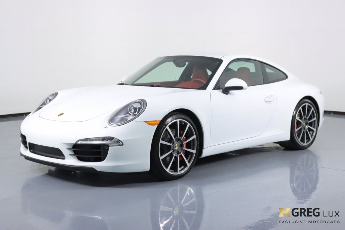 2013 Porsche 911 Carrera S #26