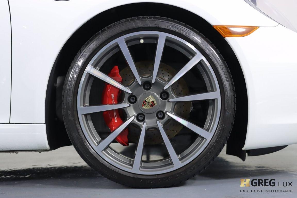 2013 Porsche 911 Carrera S #12