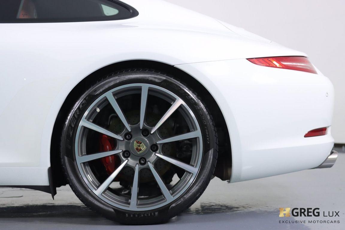 2013 Porsche 911 Carrera S #24