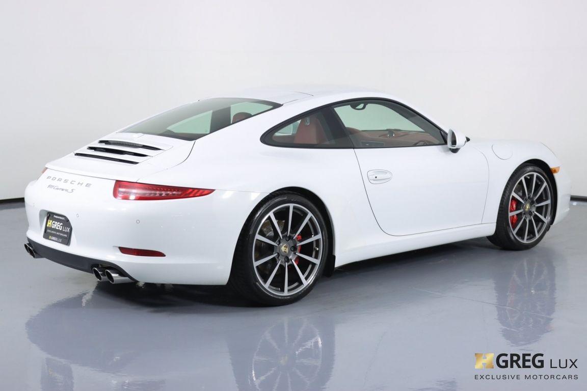 2013 Porsche 911 Carrera S #15