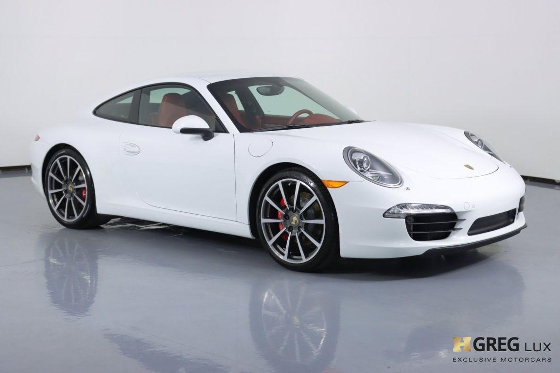 2013 Porsche 911 Carrera S #9