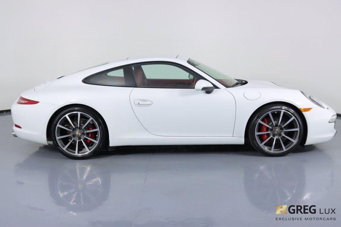 2013 Porsche 911 Carrera S #10