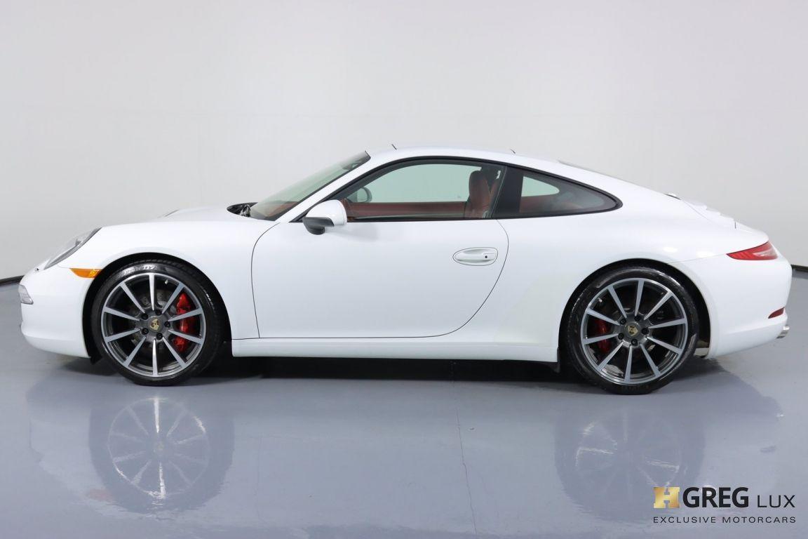 2013 Porsche 911 Carrera S #21