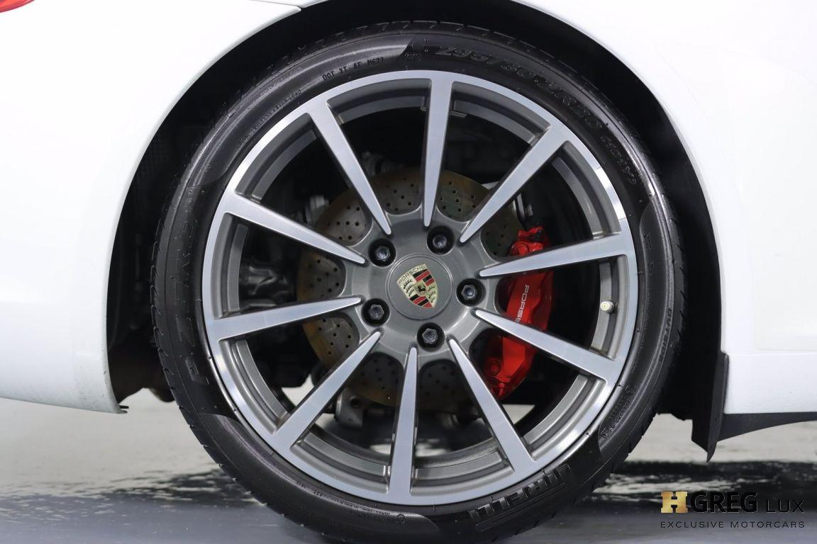 2013 Porsche 911 Carrera S #14