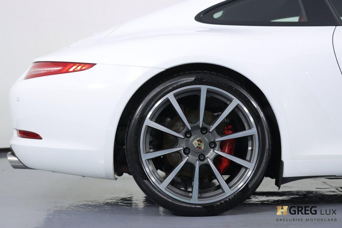 2013 Porsche 911 Carrera S #13