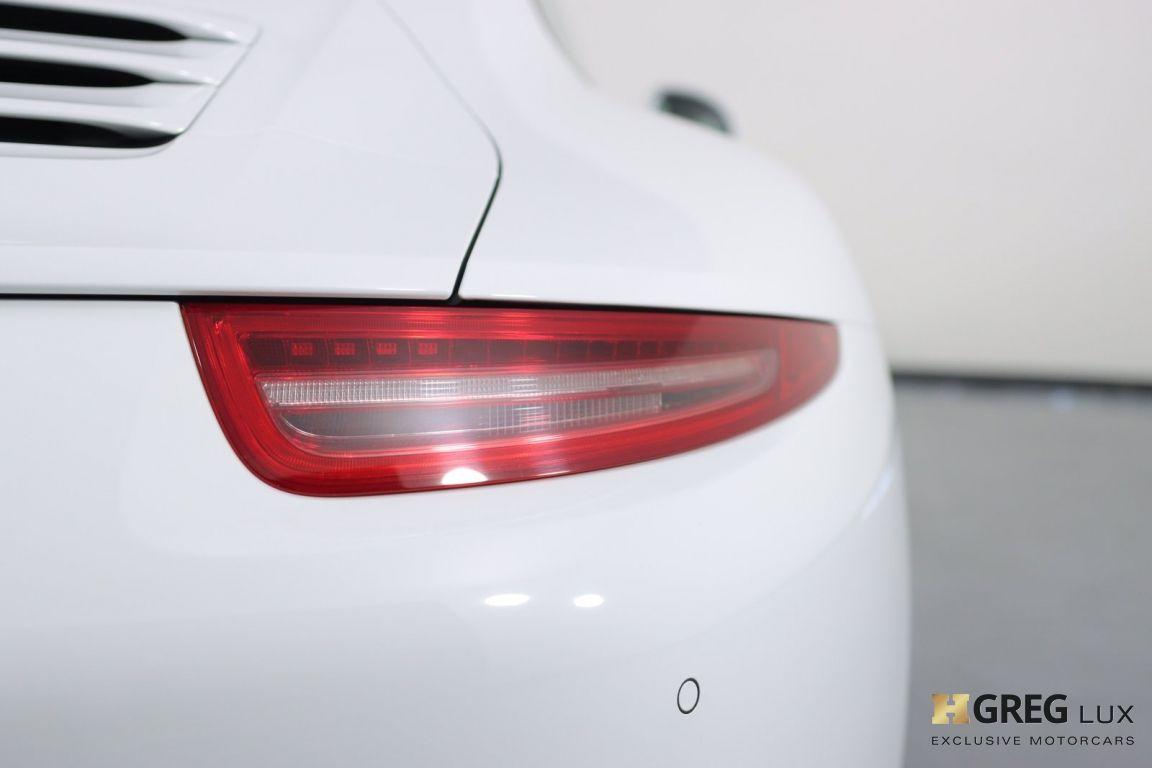 2013 Porsche 911 Carrera S #18