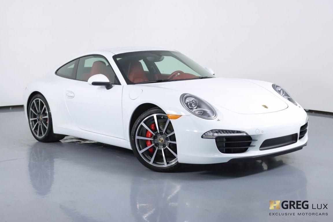 2013 Porsche 911 Carrera S #0
