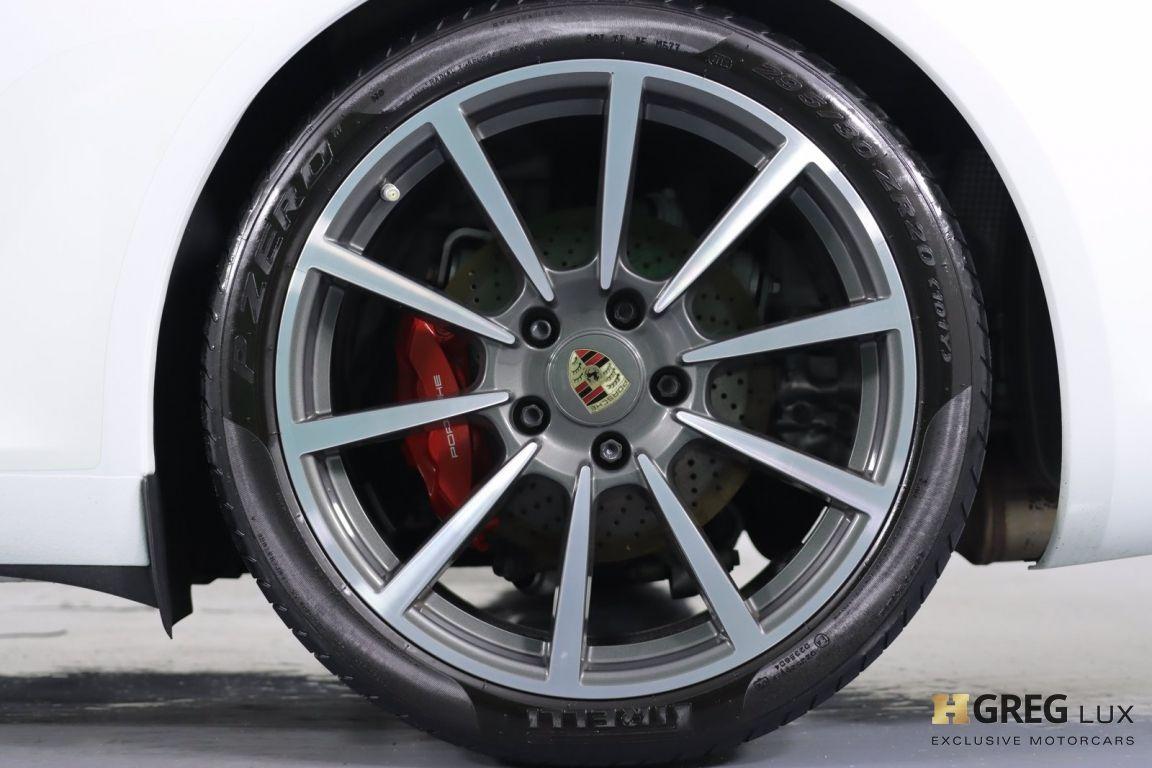 2013 Porsche 911 Carrera S #25