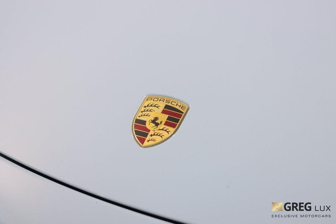 2017 Porsche 911 Carrera 4S #8