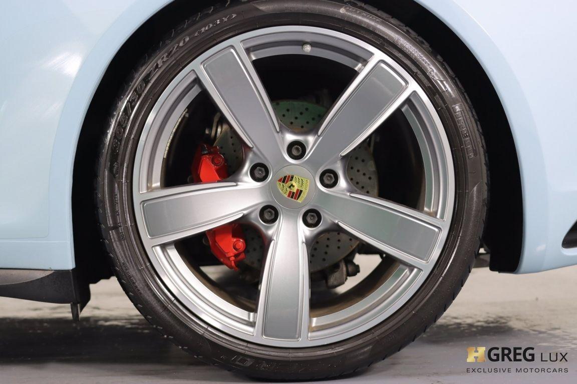 2017 Porsche 911 Carrera 4S #27