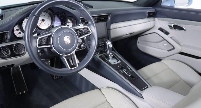 2017 Porsche 911 Carrera 4S #1
