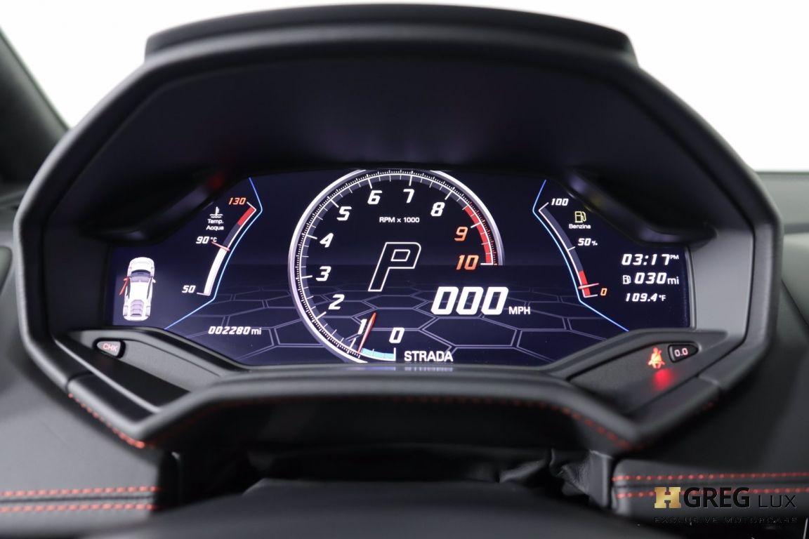 2020 Lamborghini Huracan EVO  #42