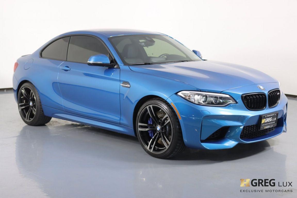 2017 BMW M2  #9