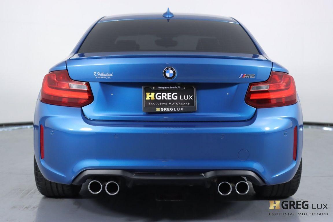 2017 BMW M2  #16