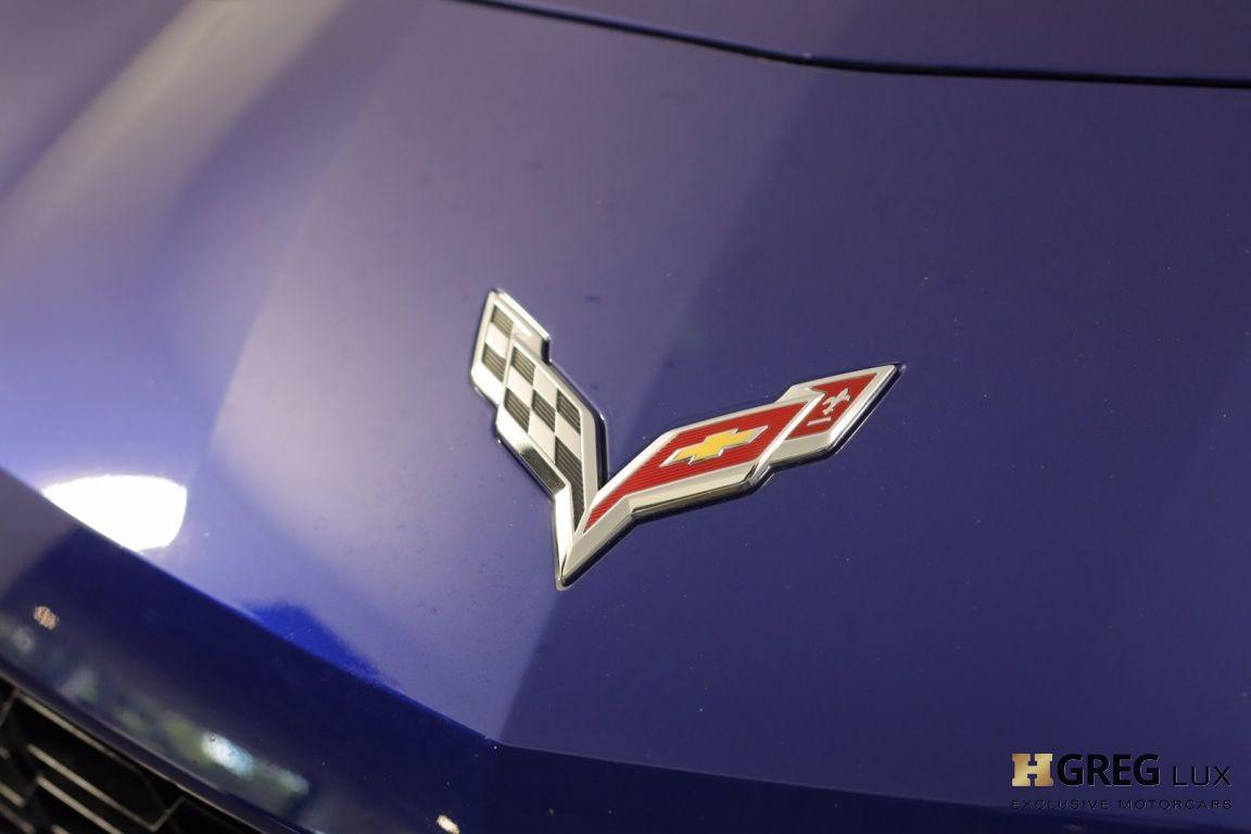 2016 Chevrolet Corvette Z06 2LZ #7